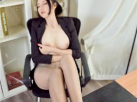 [AISS爱丝] 月度神秘特辑 TR010 严佳丽 爱穿裤袜的上司