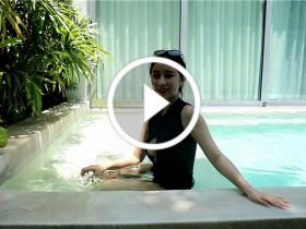 [MISSLEG蜜丝视频] 钻石版 苏梅岛众筹旅拍 乔依琳视频花絮1