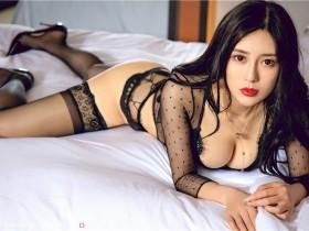 [Ugirls尤果网] 爱尤物专辑 2020.03.27 NO.1774 恋爱的恶魔 吴美溪