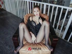 [MISSLEG蜜丝] 钻石版 2018.04.20 V014 付艺轩