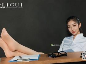 [Ligui丽柜] 2018-05-31 Model 果儿