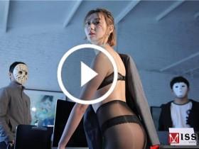 [MISSLEG蜜丝视频] 钻石版 2018.04.20 VF001 付艺轩 《OL腿腿腿》