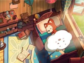 阿狸最新卡通桌面壁纸