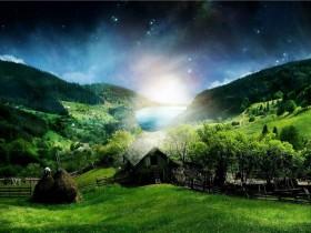 大自然奇异绝美自然风光唯美壁纸
