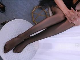 [思话] No.159 艺沫 黑丝美腿的魅惑