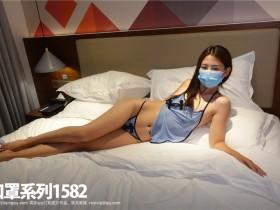[ROSI写真]口罩系列 2020.10.11 NO.1582