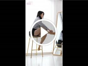 模特更衣室 换衣视频 No.13