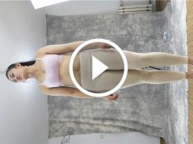 [黑Girl舞姿]热舞视频 娜娜三期 V8
