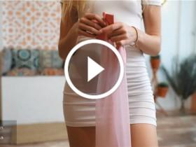 模特更衣室:[4K]极品模特各种花式穿丝袜视频 No.23