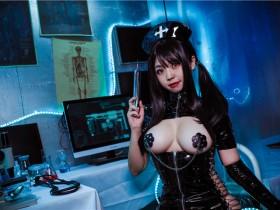 啊日日_Ganlory NO.002 - 黑暗护士