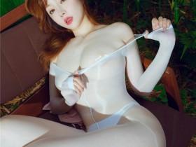 [HuaYang花漾] 2021.09.03 VOL.445 王雨纯 森系风格外拍与纯欲风格系列