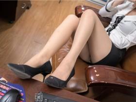 [SSA丝社]超清写真 NO.159 雪梨 黑色职业装肉丝穿搭示范