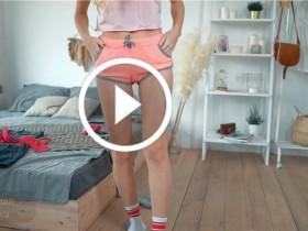模特更衣室:[4K]极品模特各种花式穿丝袜视频 No.25