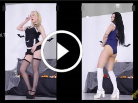 [4k60帧]韩国精选美女热舞饭拍视频 No.42