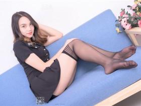 [SSA丝社]超清写真 NO.210 蓉蓉齐臀短裙长筒袜[148P/2.20GB]