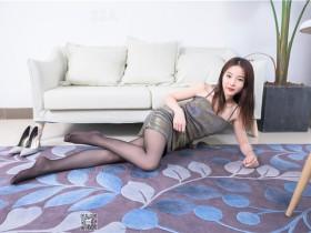 [SSA丝社]超清写真 NO.190 莉莉 bling-bling闪光短裙黑丝穿搭示范(上)