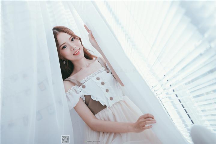 [SSA丝社]超清写真 NO.003 我的公主床-肉丝裸足特写